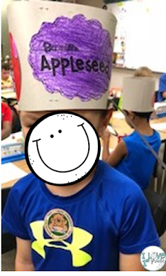 apple activities for the primary classroom, apple week, apples