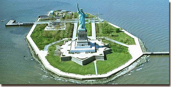 Illuminati Base - Statue of Liberty