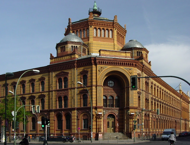 Postfuhramt em Berlim
