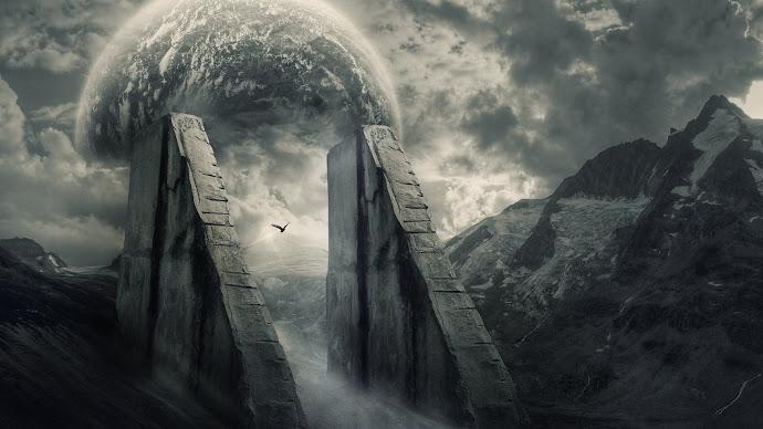 Wallpaper: Guardians Digital Art