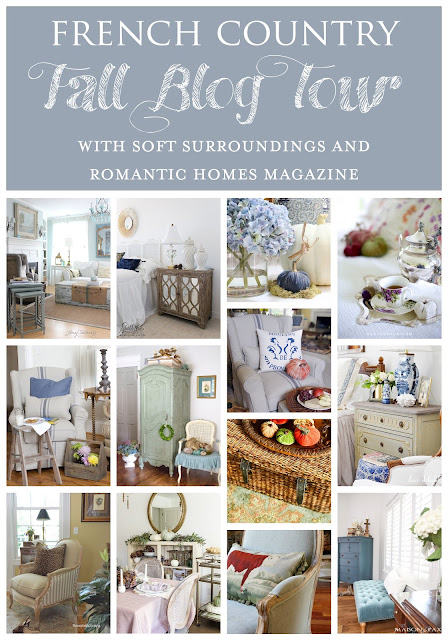 soft surroundings home tour with shabbyfufu and romantic homes magazine
