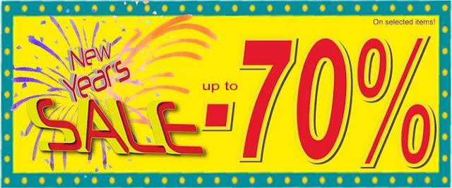Gayrado Online Shop New Year Sale  2016 Deals Promo