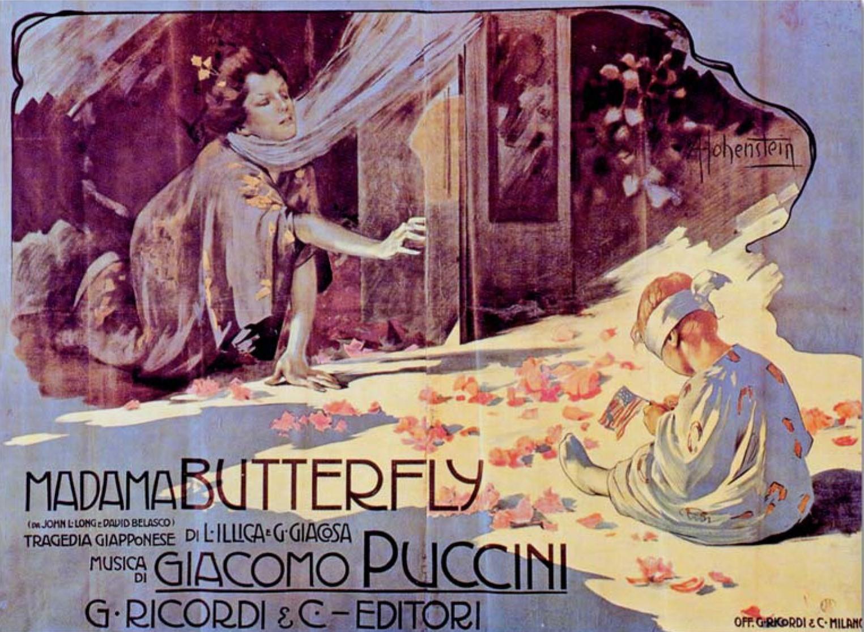Madame Butterfly: El Mirador Nocturno: Aniversario Del Estreno De La ópera