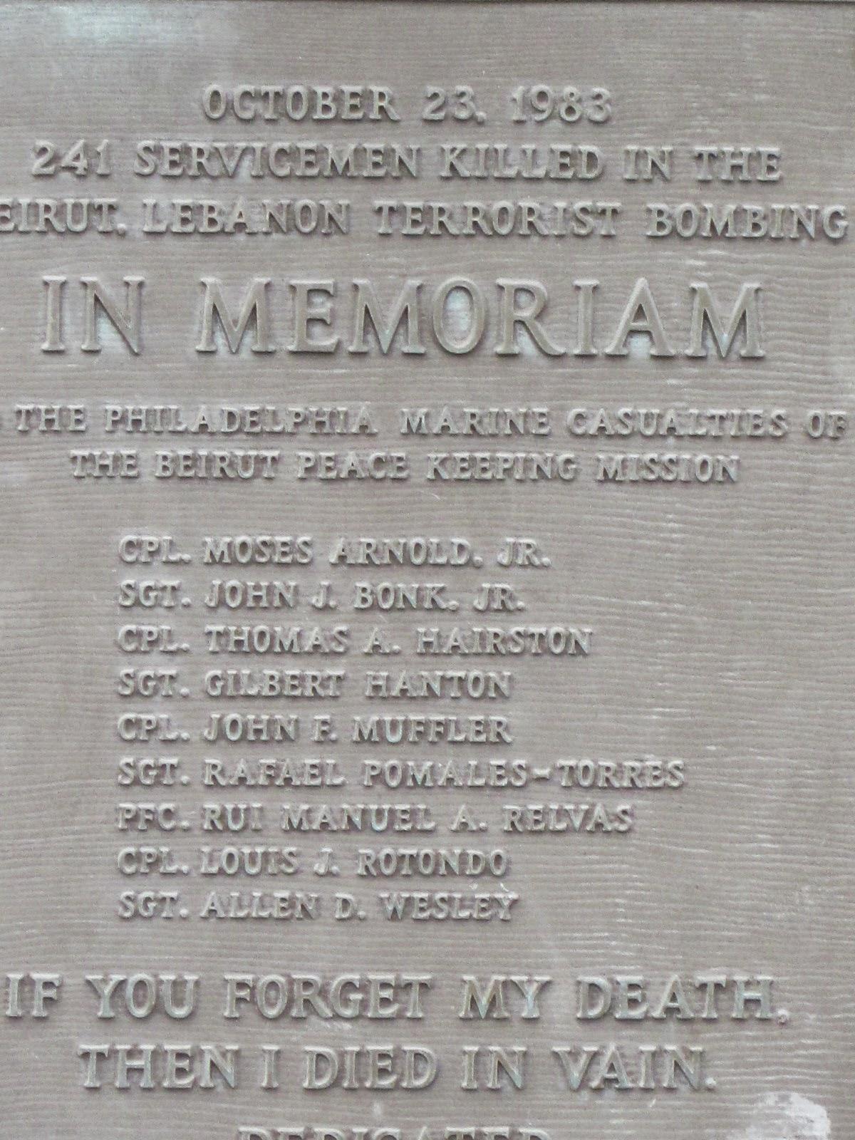 Delco Daily Top Ten Top 10 Heart Rendering Military Memorials