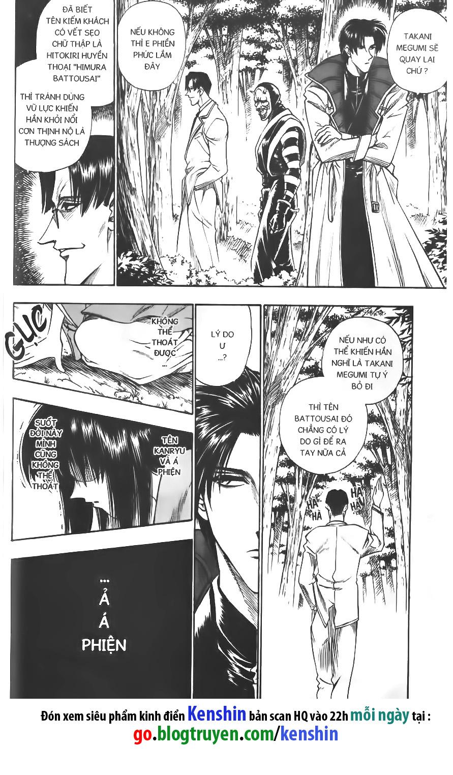 Rurouni Kenshin chap 20 trang 12
