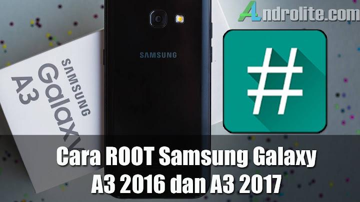 Cara Root Samsung Galaxy A5 SM-A510FD dan SM-A520F