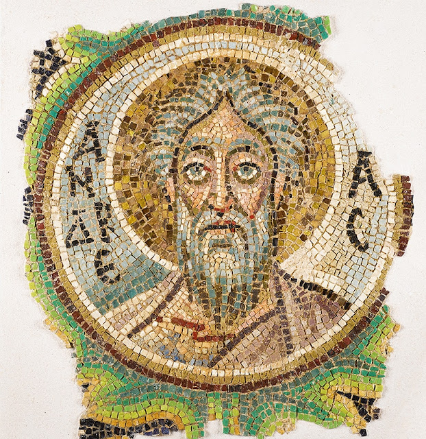 Priceless looted Kanakaria mosaic returned to Cyprus