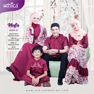 Ethica, Fashion Muslim Pemersatu Keluarga