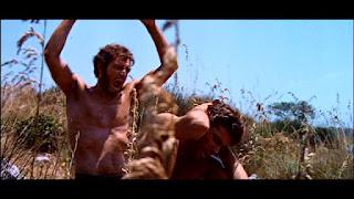 Richard Harris  and Franco Nero