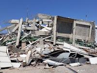 FOTO: Hotel Roa Roa Palu Pasca Gempa Bumi dan Tsunami