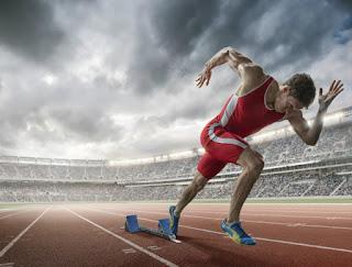 cara melakukan sprint