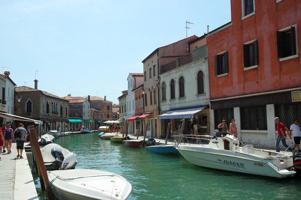 venise murano canal