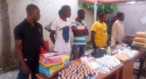 """""""Joblessness Prompted Me To Selling Of Cannabis"""" – Arrested cannabis seller"""
