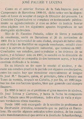 José Paluzíe y Lucena visto por el Dr. Esteve Puig i Puig (1)