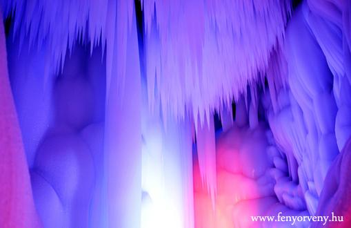 Megfagyott birodalom: A Luyashan jégbarlang