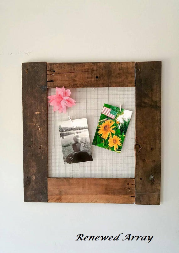 Thrifty Sister DIY Reuse Series Chicken Wire Frames