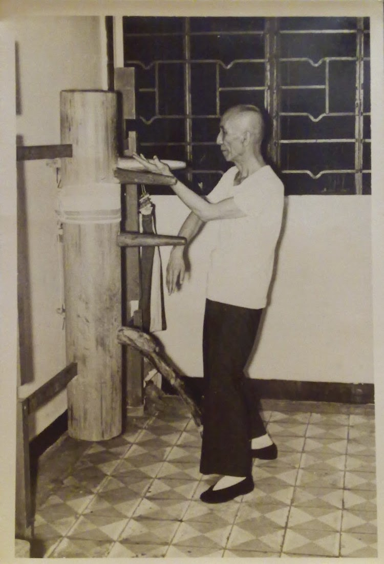 Cook Ding's Kitchen: The Wing Chun Wooden Dummy