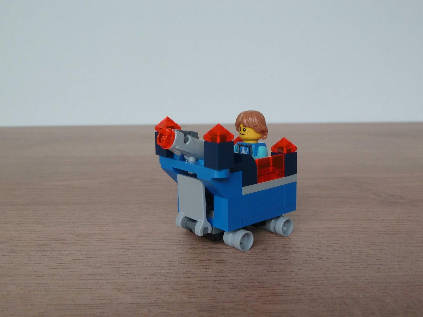 Totobricks: LEGO 30372 LEGO NEXO KNIGHTS Robin's Mini