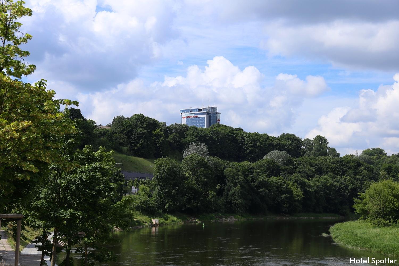 Crowne Plaza Vilnius - recenzja hotelu za punkty