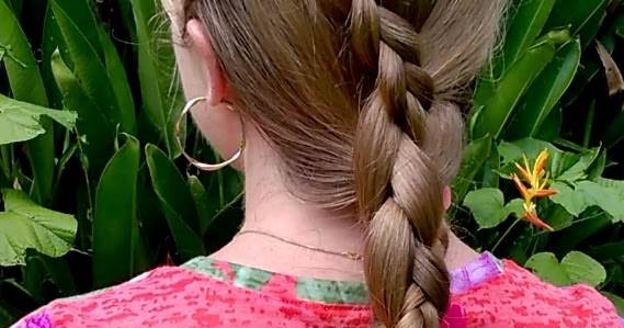 Braids   Hairstyles for Super Long Hair  Haartraum s  Braid in Braid     Braids   Hairstyles for Super Long Hair  Haartraum s  Braid in Braid   Hairstyle