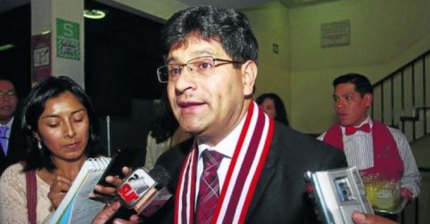 UNSA: Hay desinterés del MINEDU hacia la universidad pública, denuncia Rector de la Universidad Nacional de San Agustín de Arequipa