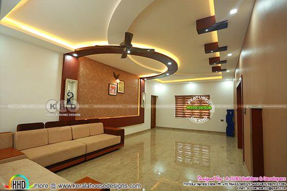 Hall interior 2019