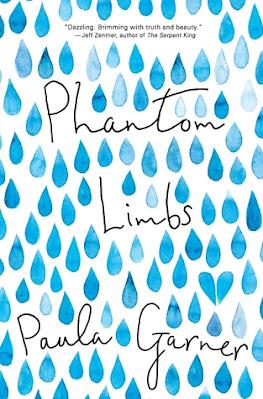Phantom Limbs by Paula Garner book cover