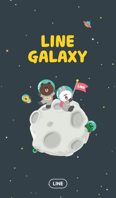 LINE ギャラクシー