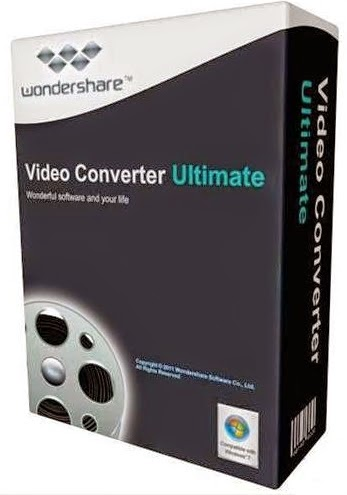 Wondershare Video Converter Ultimate 8.0.4.0 + Crack + Key