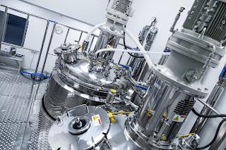 Sterile processing facility