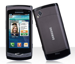 Samsung Wave S8500 available in Canada