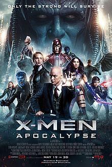 Film X-Men: Apocalypse ( 2016)