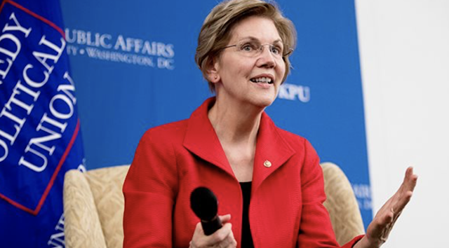 Elizabeth Warren: Elect me and I'll cancel (most) student loan debt