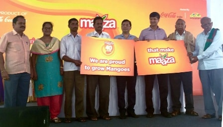 Maaza completes 40 yrs, targets to become USD 1 billion juice brand by 2023