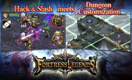 fortress legends mod apk