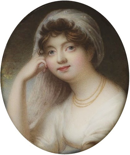 Princess Sophia of Gloucester by John Haslem, 1846
