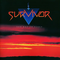 Survivor [Too hot to sleep - 1988] aor melodic rock music blogspot full albums bands lyrics