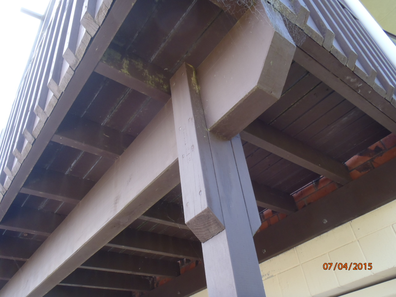 builders report: Post/beam connections – Practice vs  Compliance