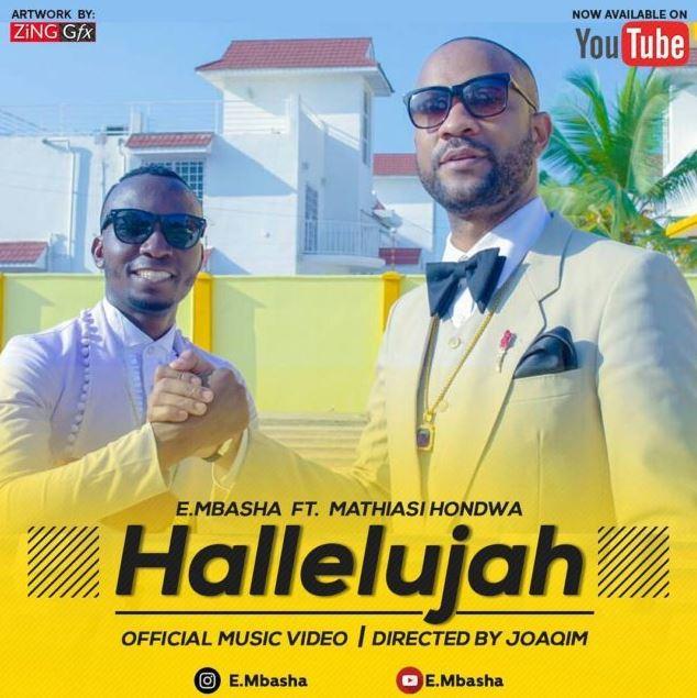 Emmanuel Mbasha Ft. Hondwa Mathias - Hallelujah