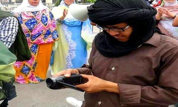"""منظمة عدالة يوكاي """"جد منشغلة"""" تجاه الاحتجاز التعسفي للصحفيين الصحراويين على يد السلطات المغربية"""