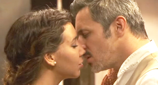 Emilia e Alfonso tornano insieme