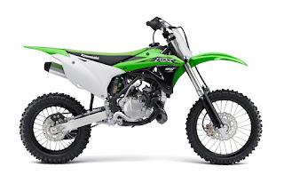 Harga Dan Spesifikasi KX 85
