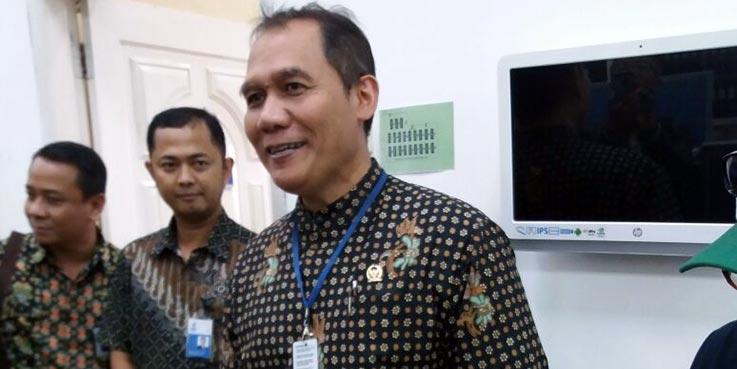 Anggota DPR RI Komisi IV Ir. H. Bambang Haryo Soekartono