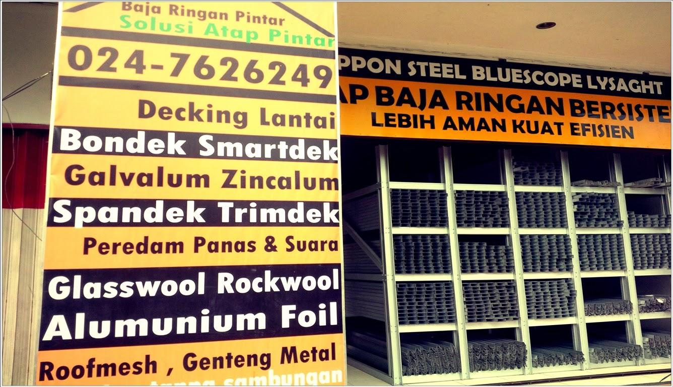 Grosir Baja Ringan Bandung Fabrikator Distributor Bersistem Kudus Demak Jepara