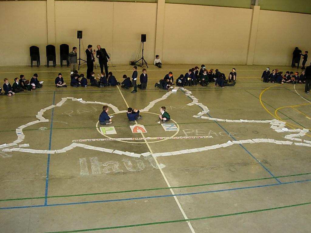 Día De La Paz 30 De Enero De 2007: Blog Primaria Colegio Llaüt: DÍA DE LA PAZ
