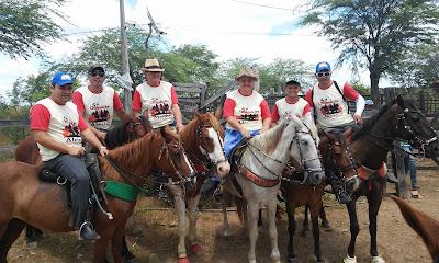 Resultado de imagem para fotos da cavalgada da familia aleixo