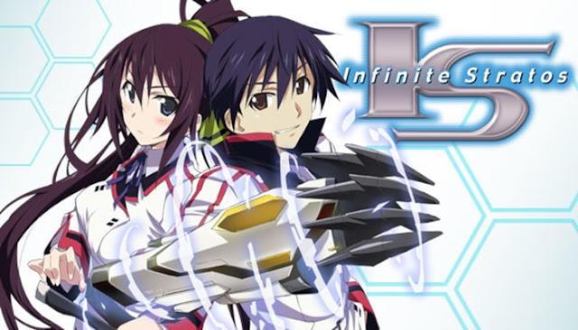 Download Infinite Stratos BD Subtitle Indonesia