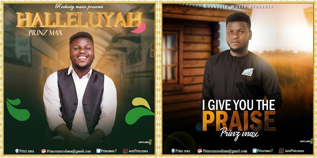 PRINZ MAX- HALLELUYAH + I GIVE YOU THE PRAISE