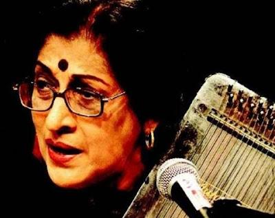 Music World Mourns Renowned Indian Classical Vocalist, Kishori Amonkar