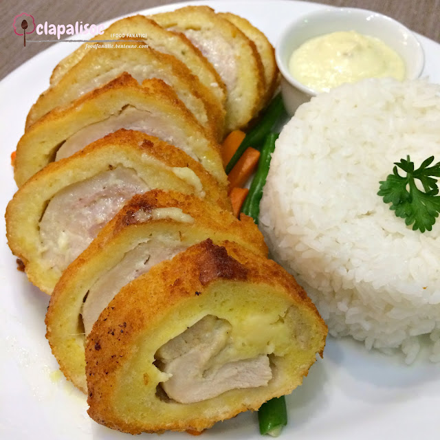 Chicken Cordon Bleu from Sugar House Rockwell